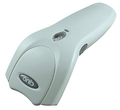Ручной сканер штрих-кодов CINO F 460 RS 232 светлый (без блока питания)