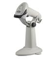 Ручной сканер штрих-кодов CINO F680 RS232 Combo Kit светлый (с подставкой)